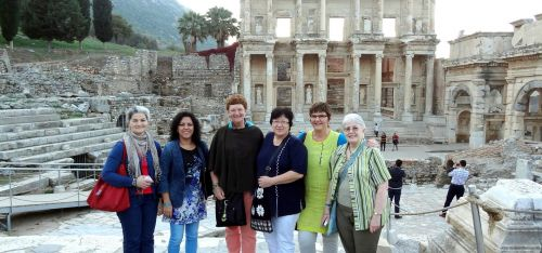 EBWU committee in Ephesus