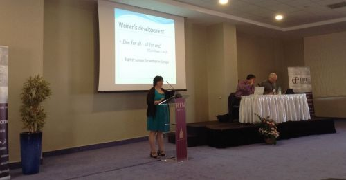 Report of the EBWU at the General Council in Bucharest