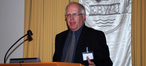 Tony Peck, General Secretary of EBF